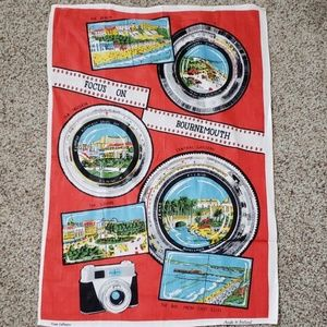Camera/Bournemouth Tapestry